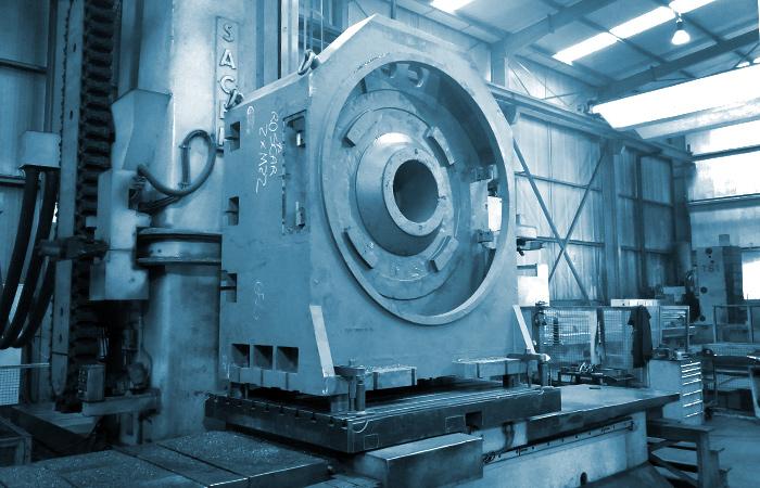 GM Norte grandes mecanizados