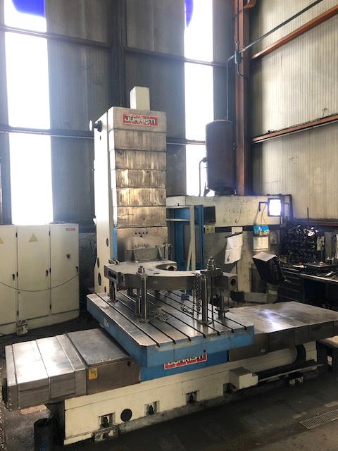 GM Norte centro de mecanizado Juaristi